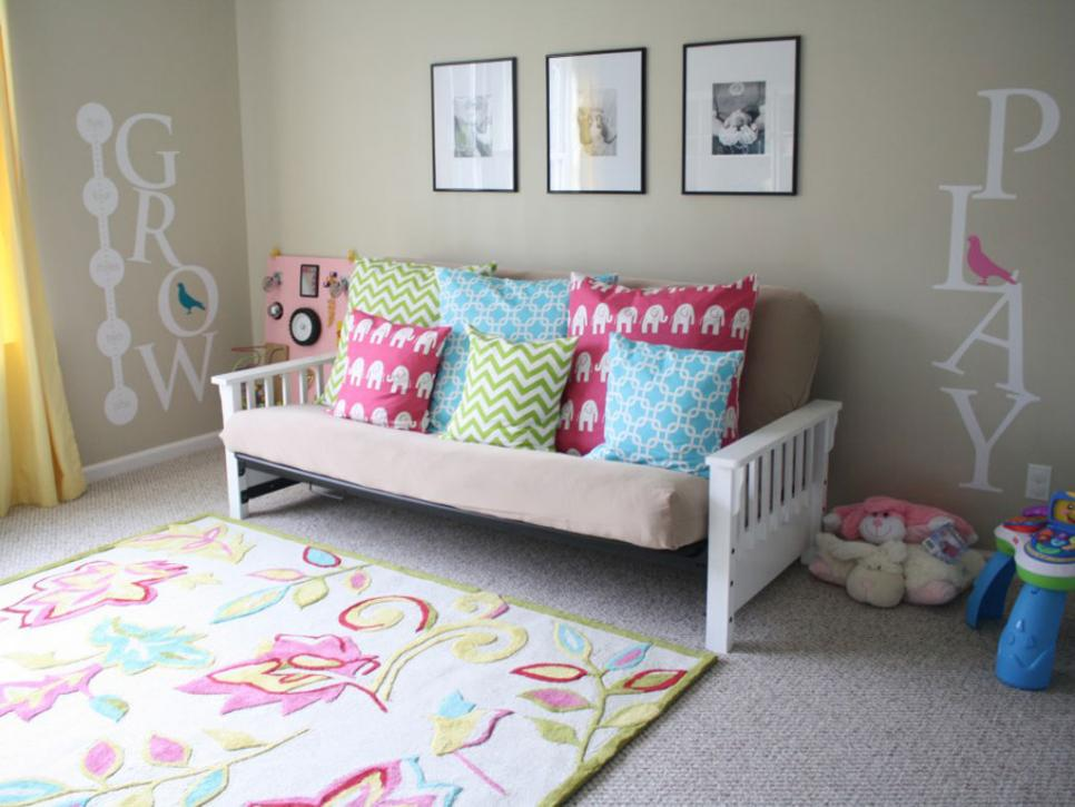 Fun Ways to Decorate Children's Bedroom