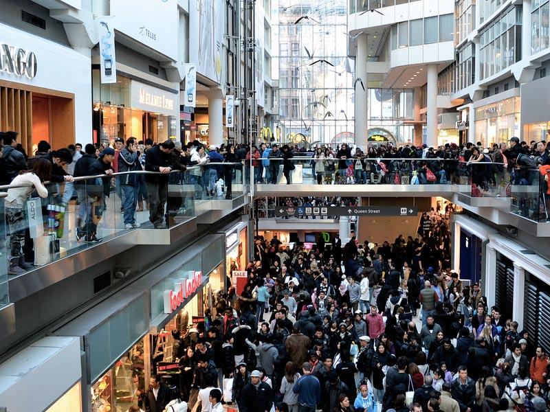 Black Friday Shopping On The Web