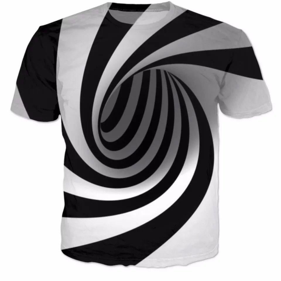 Types of printing options for T-shirts
