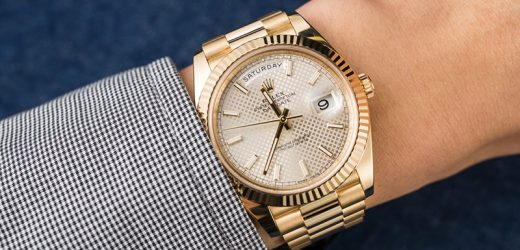 Strike a Good Deal with The Hour Glass for Rolex